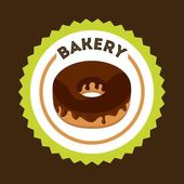 Bakery design  — Stockvector