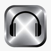 Music sound design  — Stock Vector