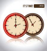 时间设计 — 图库矢量图片