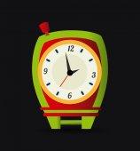 Czas projektowania — Wektor stockowy