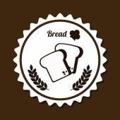 Bakery design — Stock Vector