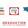 Graduation design  — Stock Vector #56382619