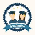 Graduation design — Stock Vector #56382881
