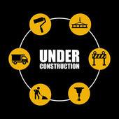 Construction design — Vecteur