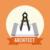 Construction concept — Vecteur