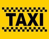 Taxi design  — Vector de stock