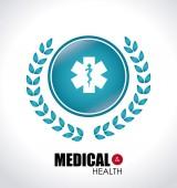Medicina desenho — Vetor de Stock