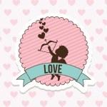 Love design — Stock Vector #57621393
