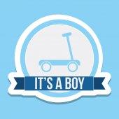 Projeto bebê — Vetorial Stock