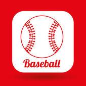 Ball sport design  — Stock Vector