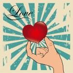 Love  — Stock Vector #58085897