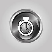Timer design  — Stock Vector