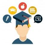 Graduate design — Stock Vector #59885695
