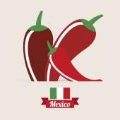 メキシコ デザイン — ストックベクタ