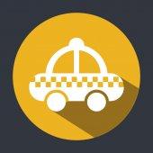 Taxi design — Stock vektor