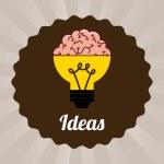 Great idea design — Stock Vector #60482509