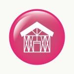 House button — Stock Vector #60620121