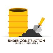 Under construction — ストックベクタ