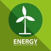 Energy icon — Stock Vector
