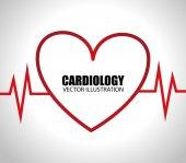 Medical design, vector illustration. — Vettoriale Stock