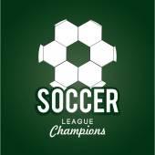 Sports design,vector illustration. — Stockvektor