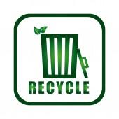 Etiqueta ecológica — Vector de stock