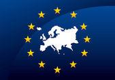 Union european — Stock Vector
