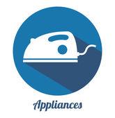 Appliance icon — Stock Vector