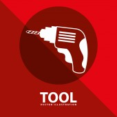 Tool icon — Stock Vector