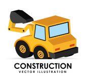 Construction icon — Stock Vector