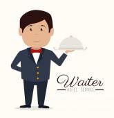 Jobs design over white background vector illustration — Stock Vector