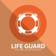 Life guard — Stock Vector #61829307