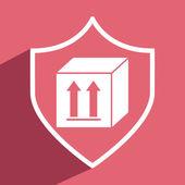 Icono de envío — Vector de stock