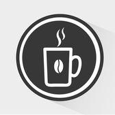 Carta de cafés — Vector de stock