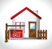 Real estate — Stock Vector