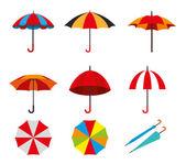 Umbrella design — Stock Vector