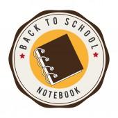 School design, vector illustration. — Stock Vector