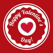 Alla hjärtans dag — Stockvektor