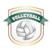 Volleyball-ball — Stockvektor