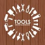 Tools design — Stock Vector #63434375