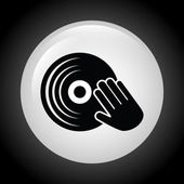 Sound icon — Stock Vector