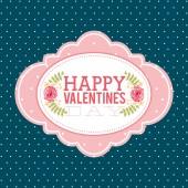 Valentines day — 图库矢量图片