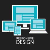 Technology design,vector illustration. — Stok Vektör