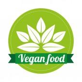Vegan menu  — Stock Vector