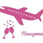 Honeymoon — Stock Vector #64342303