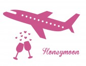 Honeymoon  — 图库矢量图片