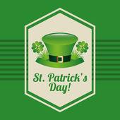Saint patrick day  — Stock Vector