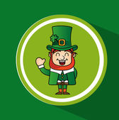 Saint patrick day  — Stock Vector