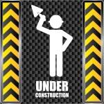 Construction design, vector illustration. — Stock Vector #64994335