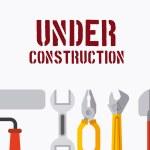 Under construction design — Stock Vector #65331095